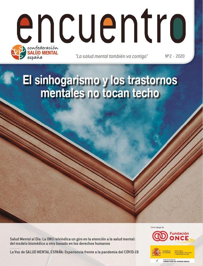 Portada Revista Encuentro n2 2020