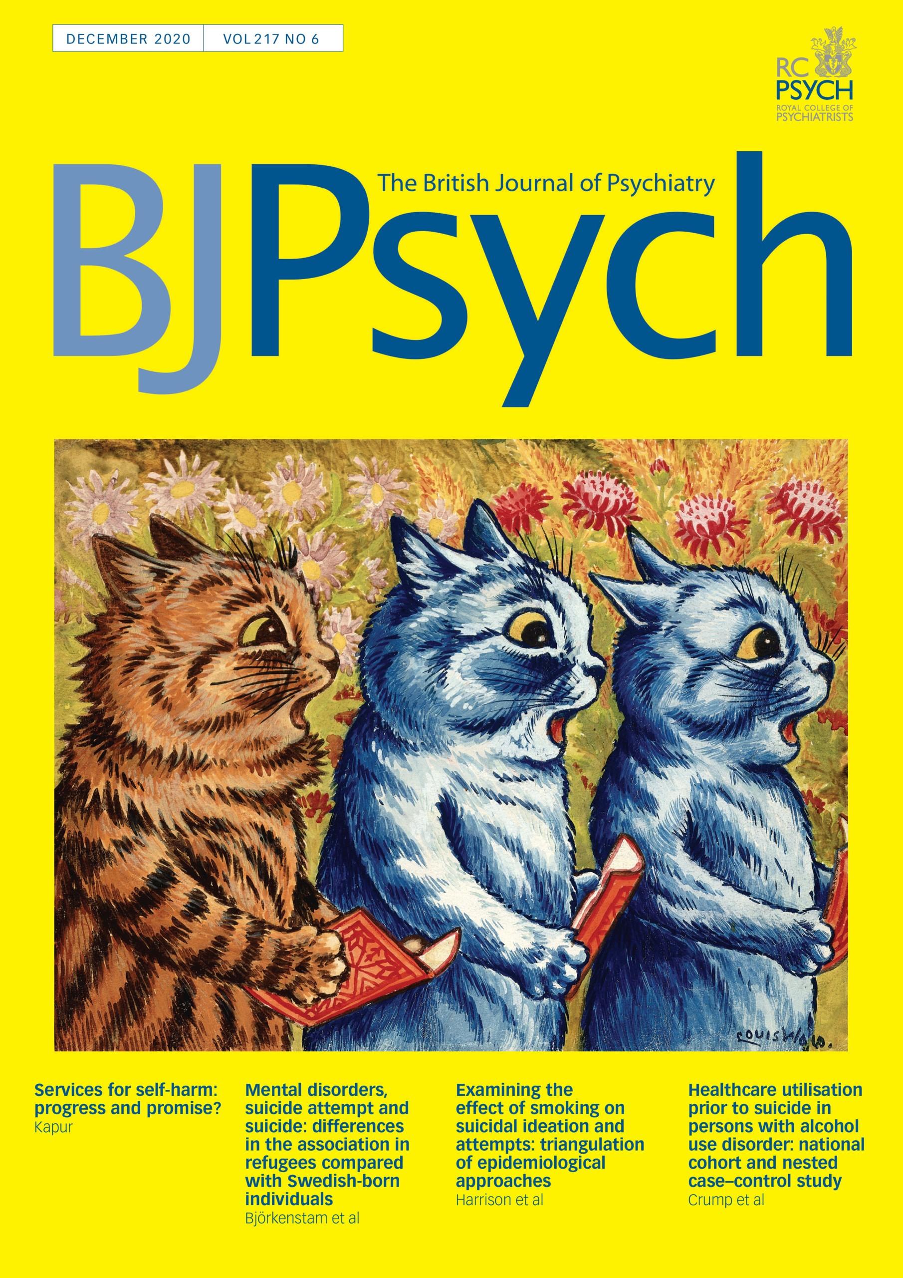 Portada the_british journal of psychiatry