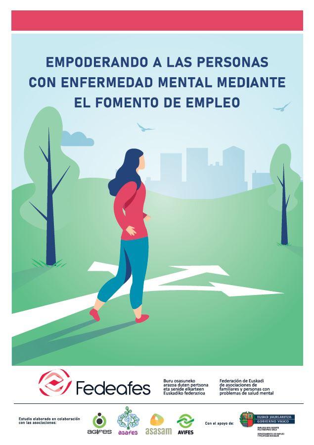 Portada Empoderamiento salud mental empleo