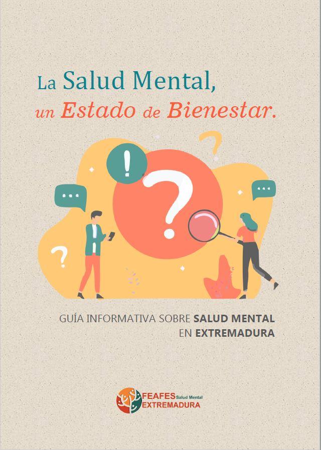 Portada Salud Mental estado bienestar