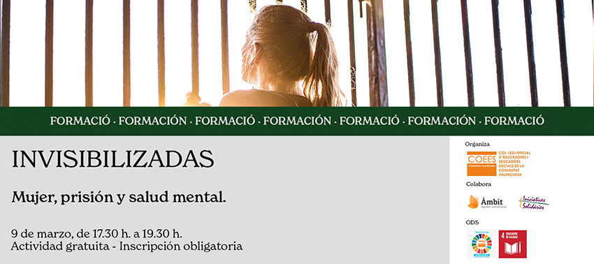 webinar mujer prision salud mental