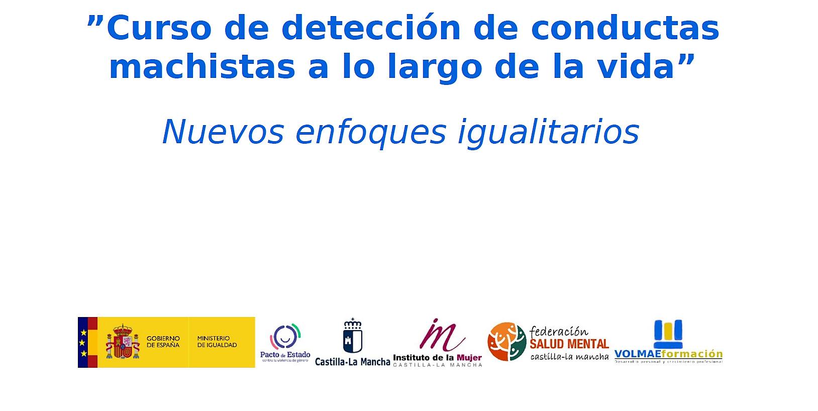 Formación Igualdad Federación Castilla-La Mancha