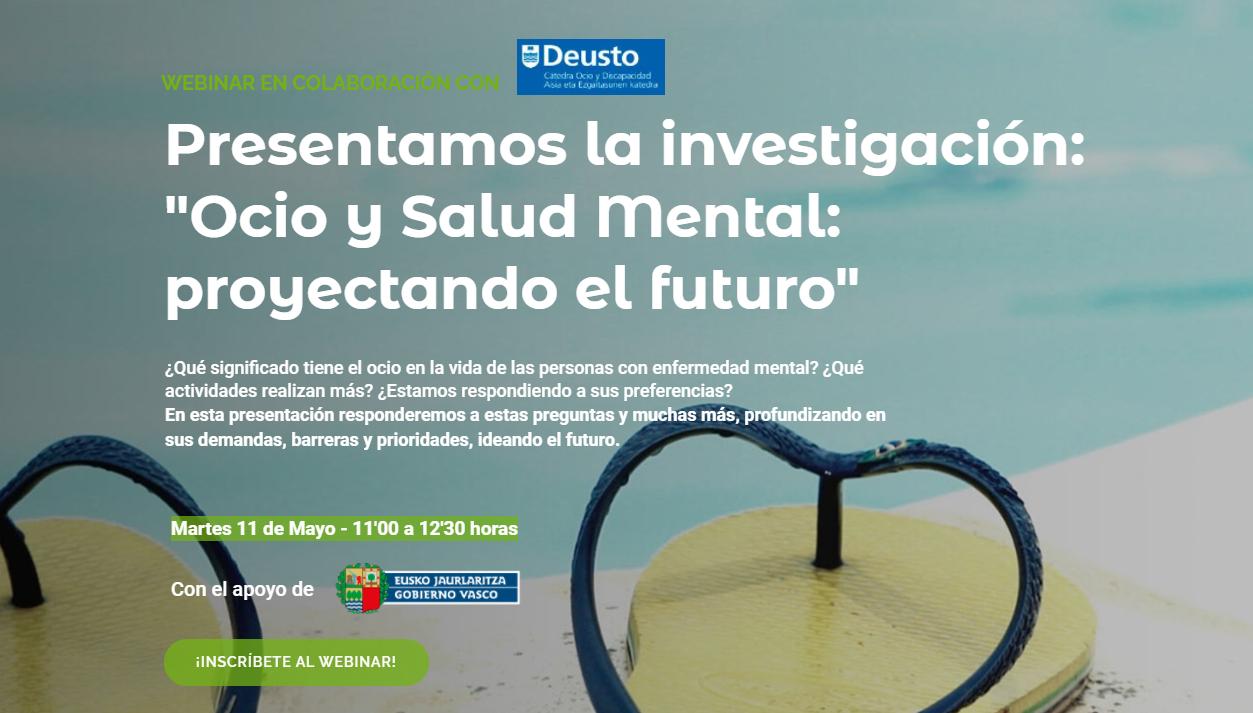 webinar ocio salud mental avifes