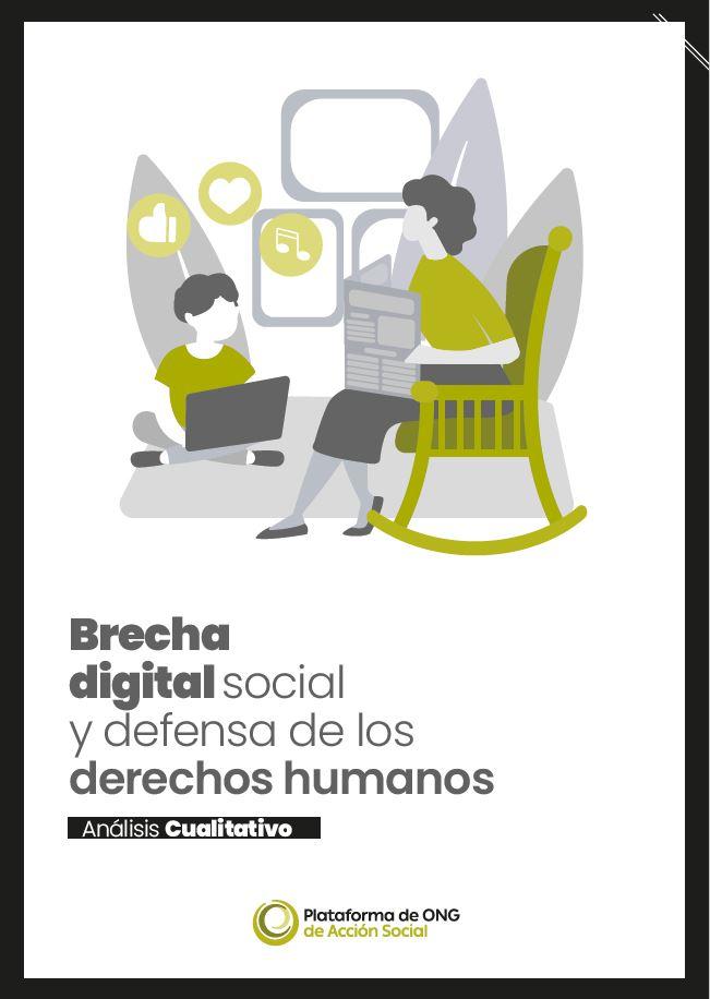 Portada Brecha digital social defensa derechos humanos
