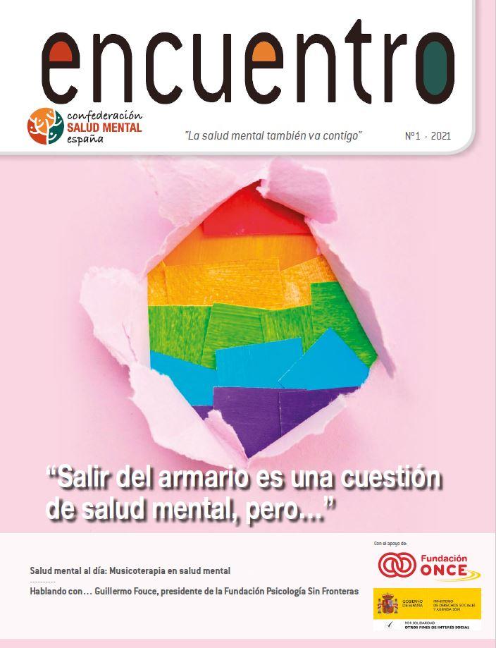 Portada Revista Encuentro n1 2021