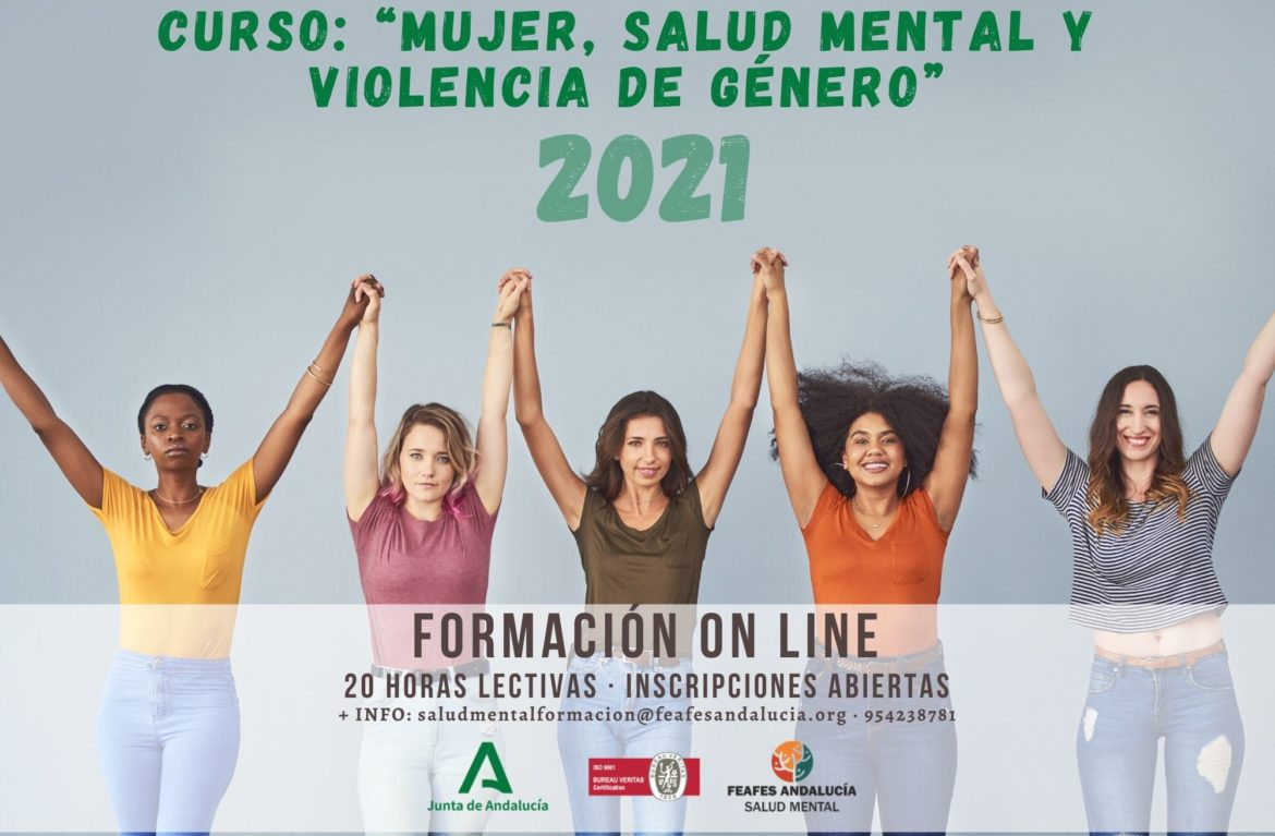 Formacion mujeres salud mental feafes andalucia