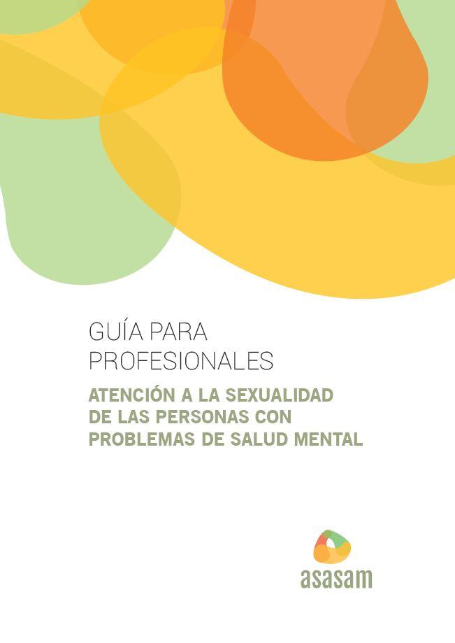 Portada Atención sexualidad salud mental