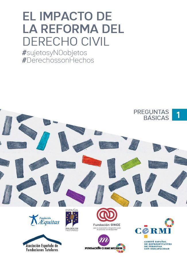 Portada El impacto de la reforma del derecho civil